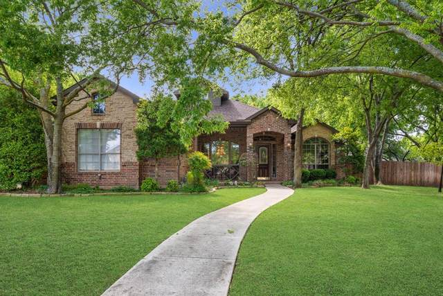 2105 Heather Ridge Court, Flower Mound, TX 75028 (MLS #14559730) :: Trinity Premier Properties