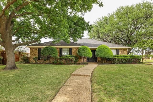 4301 Eldorado Drive, Plano, TX 75093 (MLS #14559739) :: The Hornburg Real Estate Group