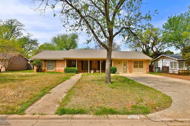 526 Hawthorne Street, Abilene, TX 79605 (MLS #14559744) :: The Mauelshagen Group