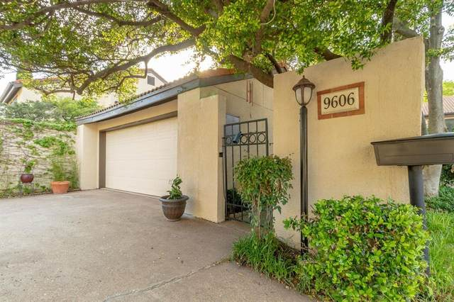 9606 Robin Song, Dallas, TX 75243 (MLS #14559751) :: The Mitchell Group