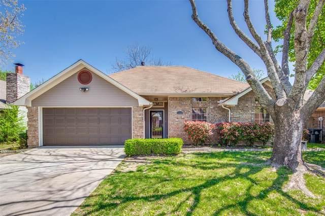 1116 Brittany Drive, Denton, TX 76209 (MLS #14559755) :: The Mauelshagen Group
