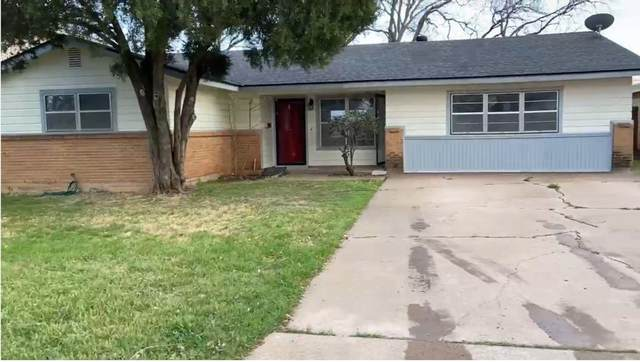 2325 S 39th Street, Abilene, TX 79605 (MLS #14559779) :: The Mauelshagen Group