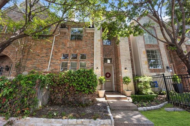 3522 Prescott Avenue, Dallas, TX 75219 (MLS #14559786) :: The Mauelshagen Group