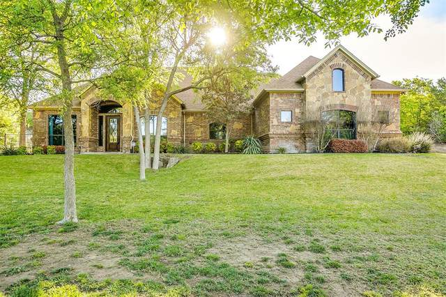 104 Hidden Forest Drive, Azle, TX 76020 (MLS #14559787) :: The Chad Smith Team