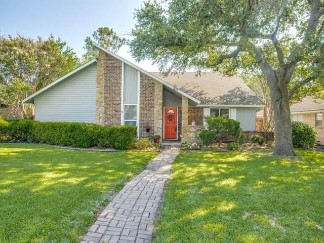 625 Granada Drive, Garland, TX 75043 (MLS #14559795) :: 1st Choice Realty