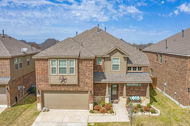 1113 Lake Summit Drive, Little Elm, TX 75068 (MLS #14559801) :: The Daniel Team