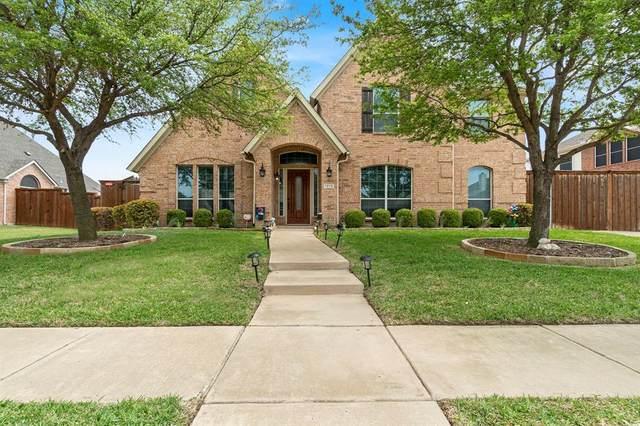 1212 Maple Ridge Way, Murphy, TX 75094 (MLS #14559807) :: Wood Real Estate Group