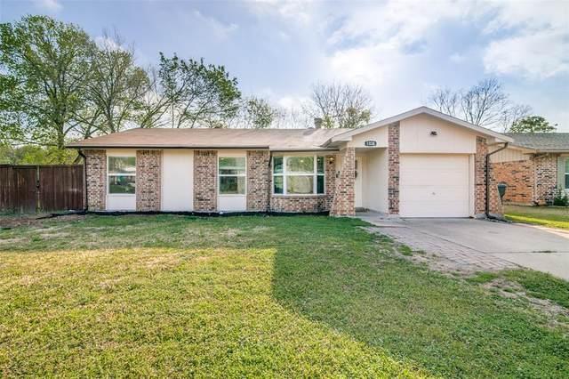 1038 Medio Drive, Garland, TX 75040 (MLS #14559817) :: The Daniel Team