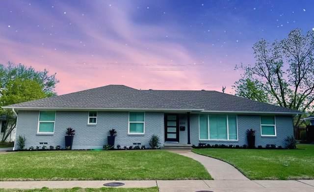 6254 Berwyn Lane, Dallas, TX 75214 (MLS #14559825) :: 1st Choice Realty