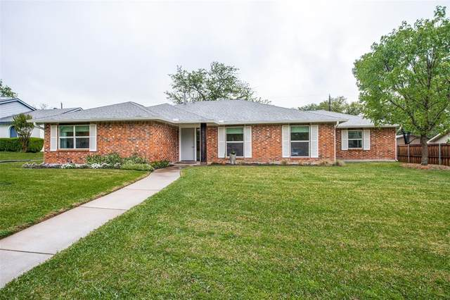6626 Leameadow Drive, Dallas, TX 75248 (MLS #14559827) :: The Mauelshagen Group