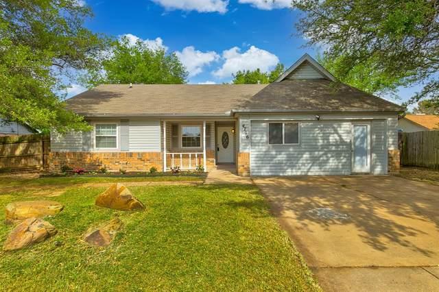 4716 Oarlock Drive, Fort Worth, TX 76135 (MLS #14559838) :: Team Hodnett