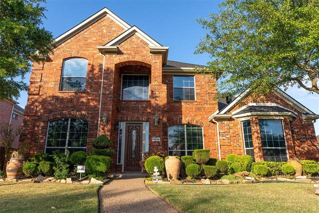 4204 Chippewa Court, Carrollton, TX 75010 (MLS #14559841) :: The Mauelshagen Group