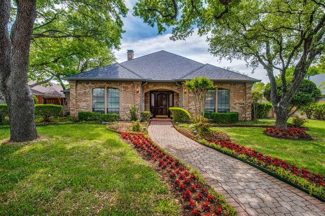 7033 Lattimore Drive, Dallas, TX 75252 (MLS #14559851) :: The Mauelshagen Group