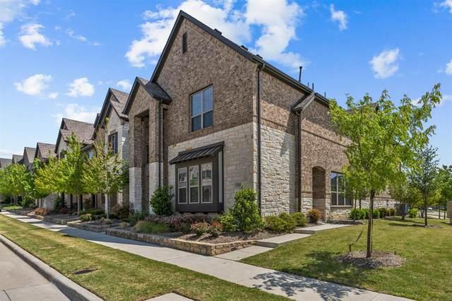 7233 Huckleberry Drive, Mckinney, TX 75070 (MLS #14559854) :: The Hornburg Real Estate Group