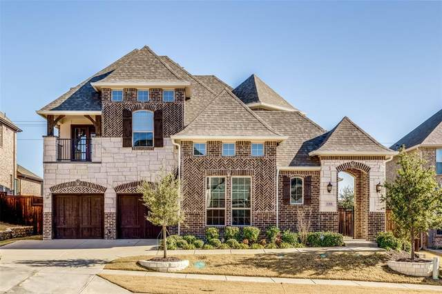 5388 Highflyer Hills Trail, Frisco, TX 75036 (MLS #14559862) :: The Rhodes Team