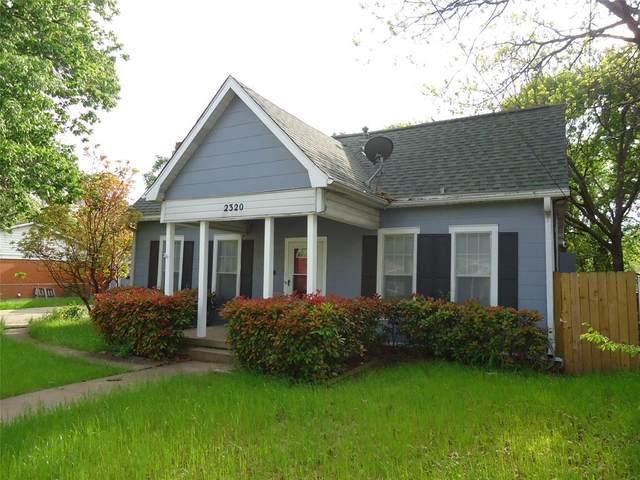 2320 N Woods Street, Sherman, TX 75092 (#14559866) :: Homes By Lainie Real Estate Group