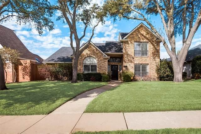 4673 Portrait Lane, Plano, TX 75024 (MLS #14559867) :: Real Estate By Design
