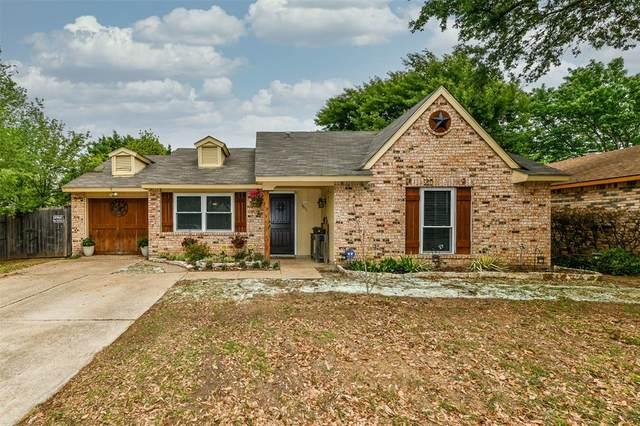 6611 Blackberry Drive, Arlington, TX 76016 (MLS #14559884) :: Wood Real Estate Group