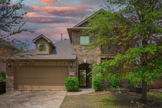124 Birdbrook Drive, Anna, TX 75409 (MLS #14559885) :: The Daniel Team