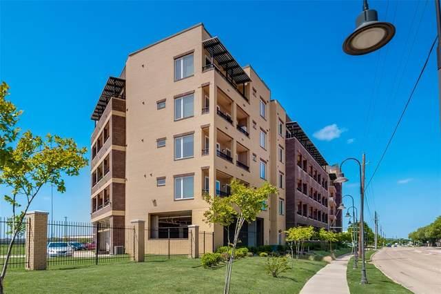 1220 W Trinity Mills Road #5004, Carrollton, TX 75006 (MLS #14559902) :: The Kimberly Davis Group