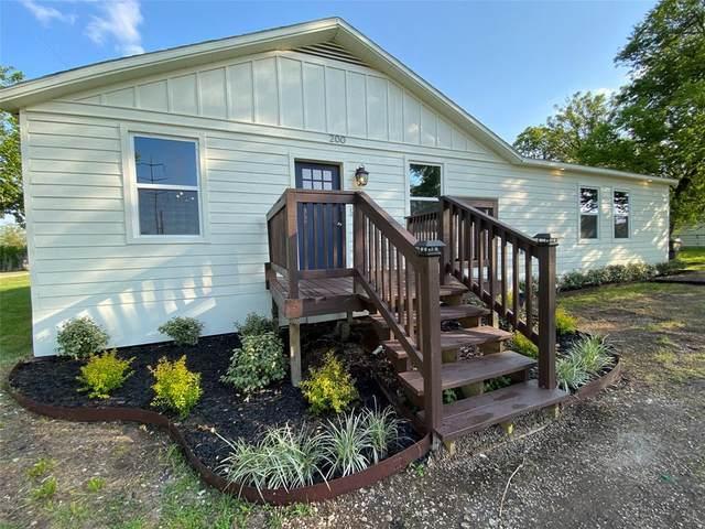 200 W Hickman Street, Hutchins, TX 75141 (MLS #14559906) :: Team Tiller