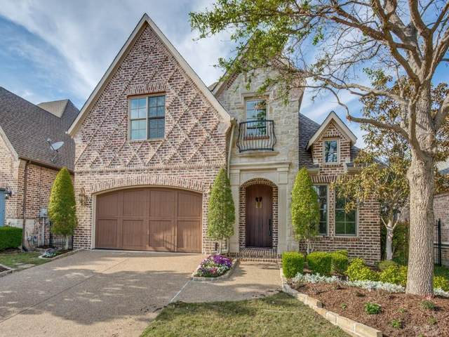 5532 Travis Drive, Frisco, TX 75034 (MLS #14559910) :: The Daniel Team