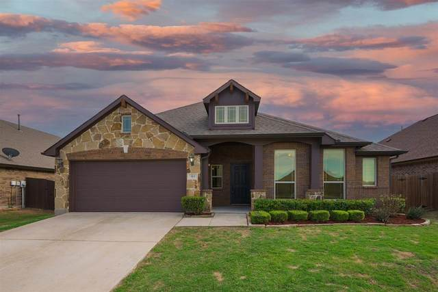 913 Calder Court, Anna, TX 75409 (MLS #14559939) :: The Daniel Team