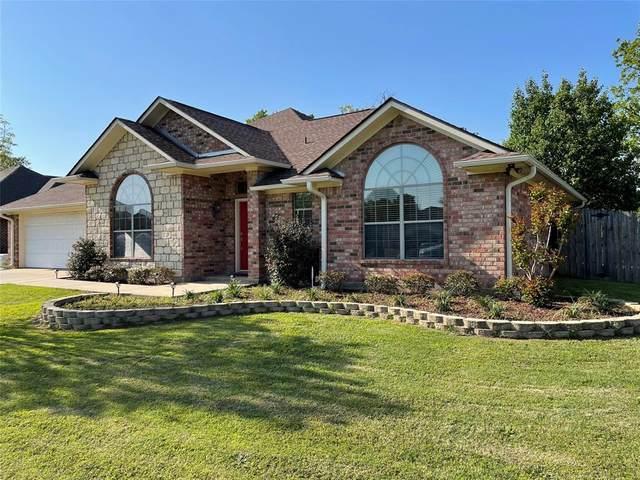 1207 Silver Oak St, Mount Pleasant, TX 75455 (MLS #14559943) :: Team Hodnett