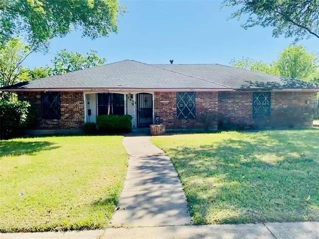 5640 Trailwood Drive, Dallas, TX 75241 (MLS #14559951) :: Wood Real Estate Group