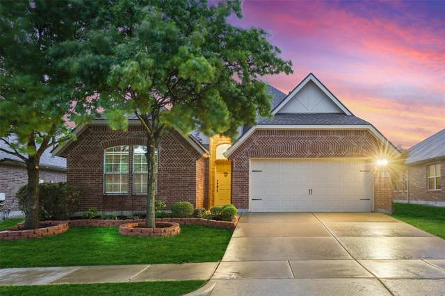 5709 Balmorhea Drive, Denton, TX 76226 (MLS #14559955) :: Wood Real Estate Group