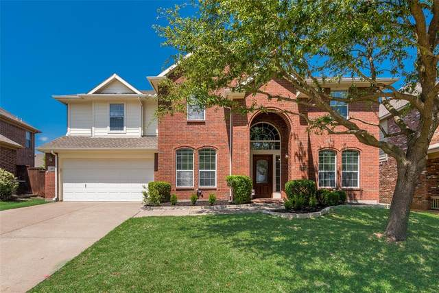 217 Bradfield Lane, Fate, TX 75087 (MLS #14559964) :: VIVO Realty