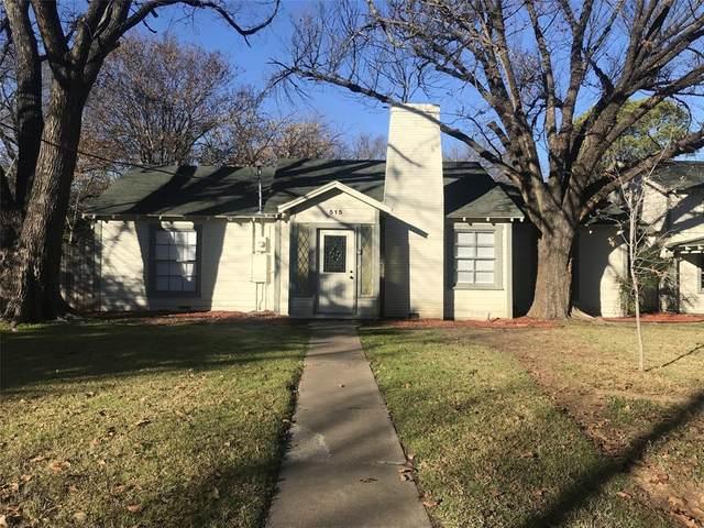 515 Hassett Avenue, River Oaks, TX 76114 (MLS #14559971) :: The Hornburg Real Estate Group