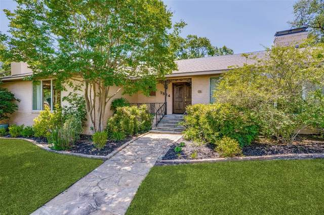 7524 Mason Dells Drive, Dallas, TX 75230 (MLS #14559977) :: Bray Real Estate Group