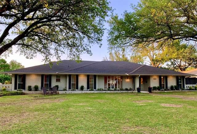 3741 Shady Hill Drive, Dallas, TX 75229 (MLS #14559987) :: The Rhodes Team