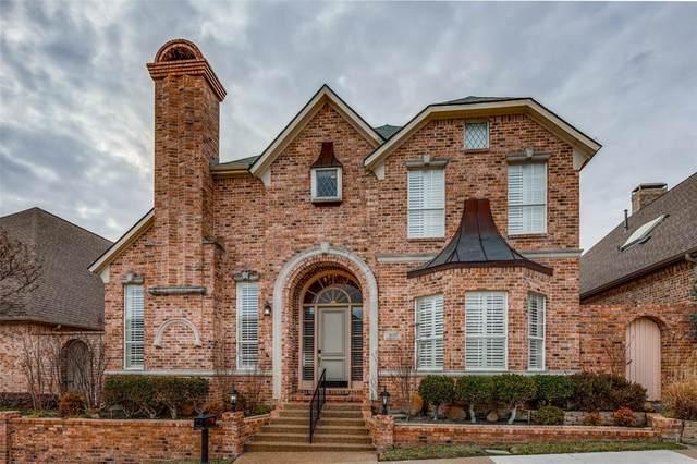 8615 Royalbrook Court, Dallas, TX 75243 (MLS #14559993) :: RE/MAX Pinnacle Group REALTORS