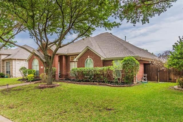 5917 Sandhill Circle, The Colony, TX 75056 (MLS #14560059) :: Jones-Papadopoulos & Co