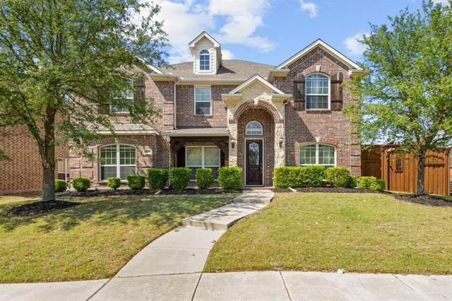 10474 Chantry Lane, Frisco, TX 75035 (MLS #14560064) :: Wood Real Estate Group