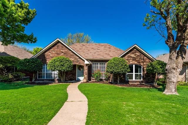 411 N Gaston Drive, Wylie, TX 75098 (MLS #14560077) :: VIVO Realty