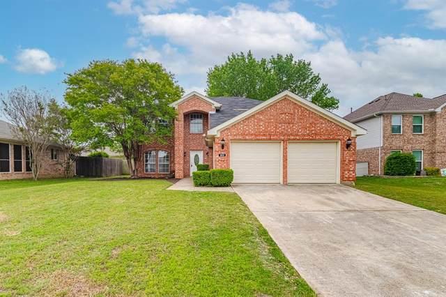 322 Ashley Oak Lane, Lake Dallas, TX 75065 (MLS #14560079) :: Real Estate By Design