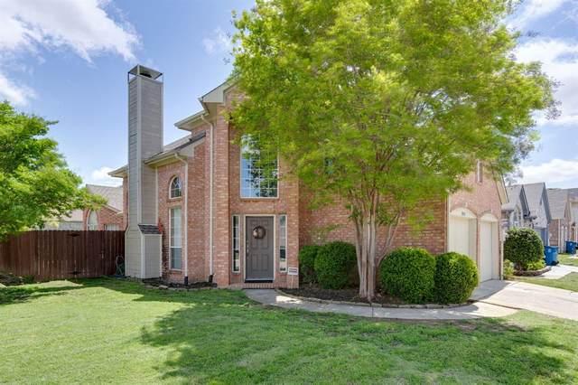 2095 Montclair Lane, Lewisville, TX 75067 (MLS #14560087) :: The Rhodes Team