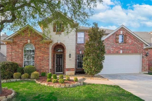 4508 Delaina Drive, Flower Mound, TX 75022 (MLS #14560096) :: Trinity Premier Properties