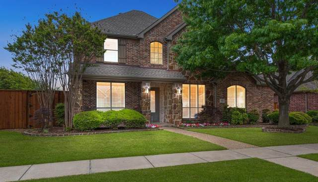 4064 White Porch Road, Plano, TX 75024 (MLS #14560105) :: Team Hodnett