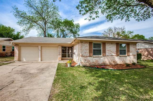 1218 Cloverdale Drive, Richardson, TX 75080 (MLS #14560115) :: The Mauelshagen Group
