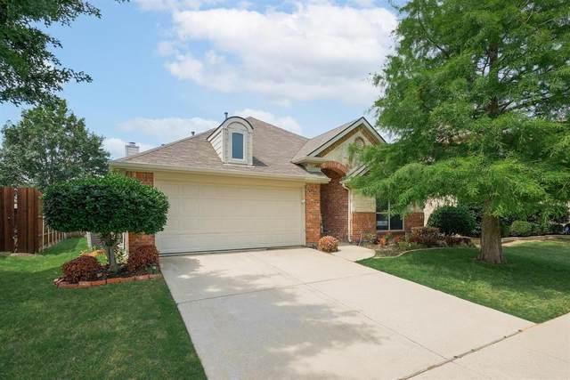 1713 Castle Creek Drive, Little Elm, TX 75068 (MLS #14560116) :: NewHomePrograms.com