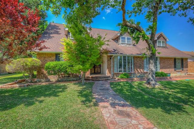 3215 Kiesthill Drive, Dallas, TX 75233 (MLS #14560122) :: Wood Real Estate Group