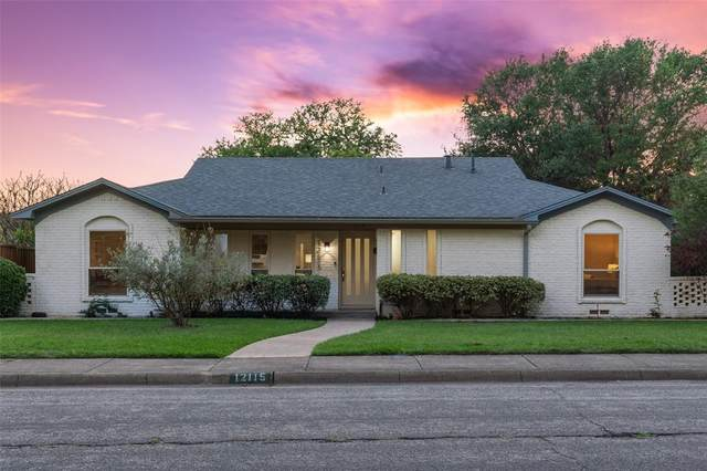 12115 Lochwood Boulevard, Dallas, TX 75218 (MLS #14560159) :: The Tierny Jordan Network