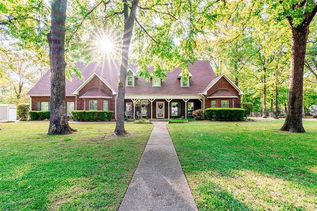 415 Timber Lakes Drive, Powderly, TX 75473 (MLS #14560176) :: RE/MAX Landmark