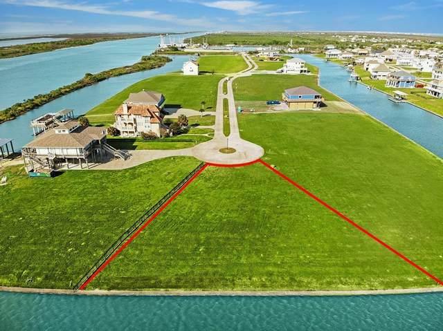 1800 Laguna Harbor Estate Boulevard, Port Bolivar, TX 77650 (MLS #14560180) :: The Rhodes Team