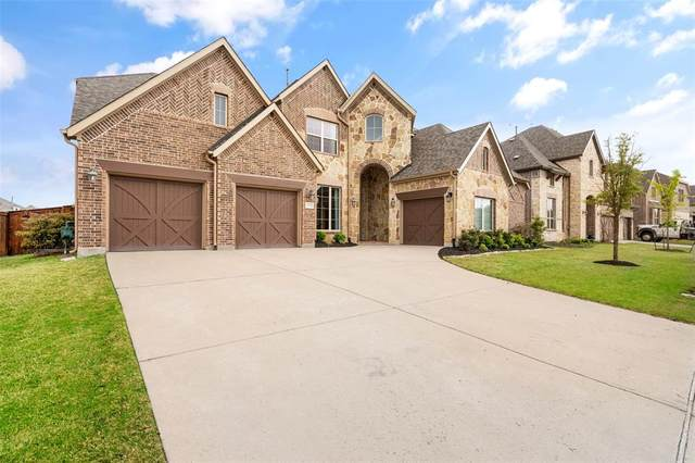 11444 La Salle Road, Frisco, TX 75035 (MLS #14560193) :: The Chad Smith Team