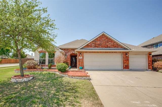 801 Wooded Creek Avenue, Wylie, TX 75098 (MLS #14560201) :: The Kimberly Davis Group